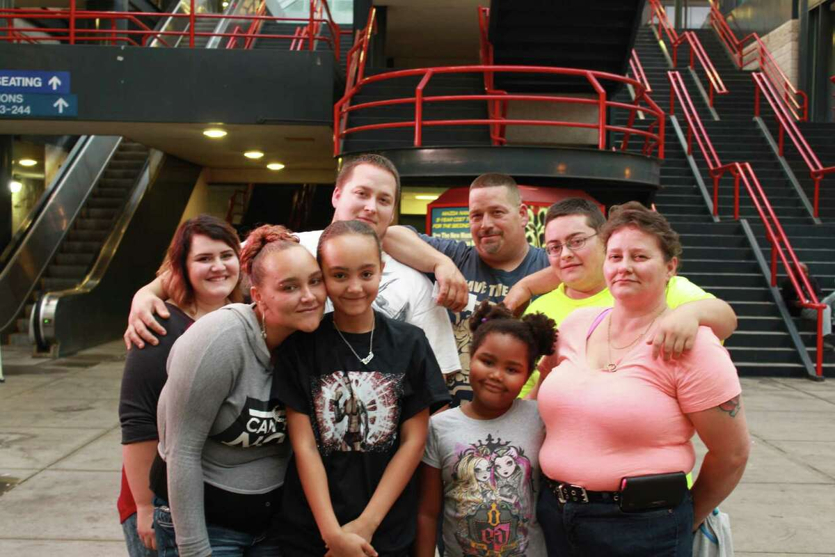 Were you Seen at WWE Smackdown at the Times Union Center in Albany on Tuesday, Sept 29, 2015?