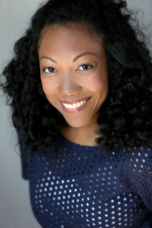 Biracial, bicultural dating in the play éPlatanos Y Collard Greensé is a subject that Callina Situka knows first-hand.  The Memorial-area actress, whose name is pronounced kuh-LEE-nuh suh-TOO-kuh, plays é«Nilsa in the regional premiere of David Lambés 2003 off-Broadway hit at the Ensemble Theatre in Houston through Oct. 18 Photo: Courtesy