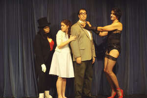'The Rocky Horror Show' on stage in Sherman - Photo