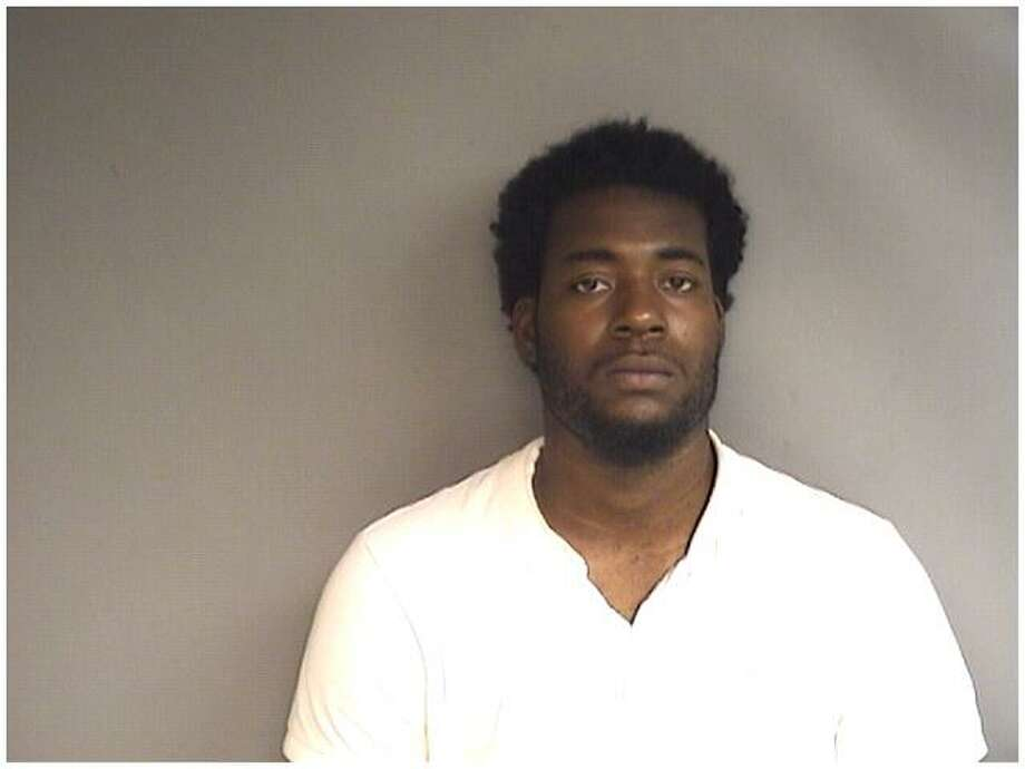 Keeon Weston, 24, of Stamford, was spotted by an officer in training and arrested for stealing a purse from a woman on the West Side late Tuesday morning. Photo: Stamford Police Department / Contributed Photo / Stamford Advocate Contributed