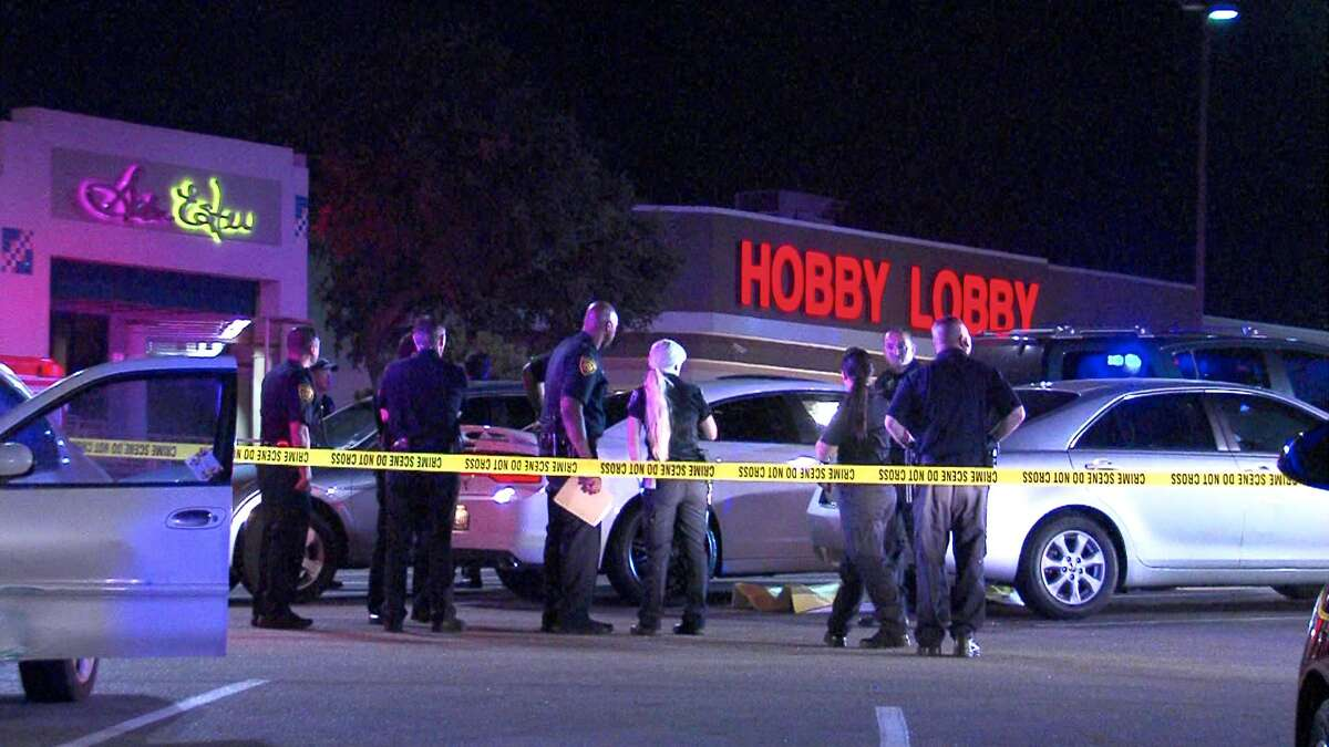 A man died Wednesday morning after being shot in a parking lot on the North Side.