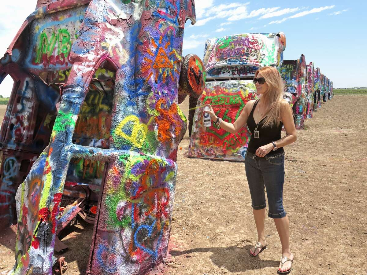 Click through these pictures to view some of the underrated Texas landmarks--> Looking for a truly unique Texas travel experience. Then forget the Alamo (just this once) and come visit one of our picks for the most underrated landmarks in Texas.ABOVE: Cadillac Ranch in Amarillo