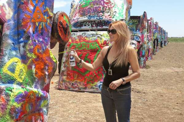 Texas' most underrated landmarks    Looking for a truly unique Texas travel experience. Then forget the Alamo (just this once) and come visit one of our picks for the most underrated landmarks in Texas.  ABOVE: Cadillac Ranch in Amarillo