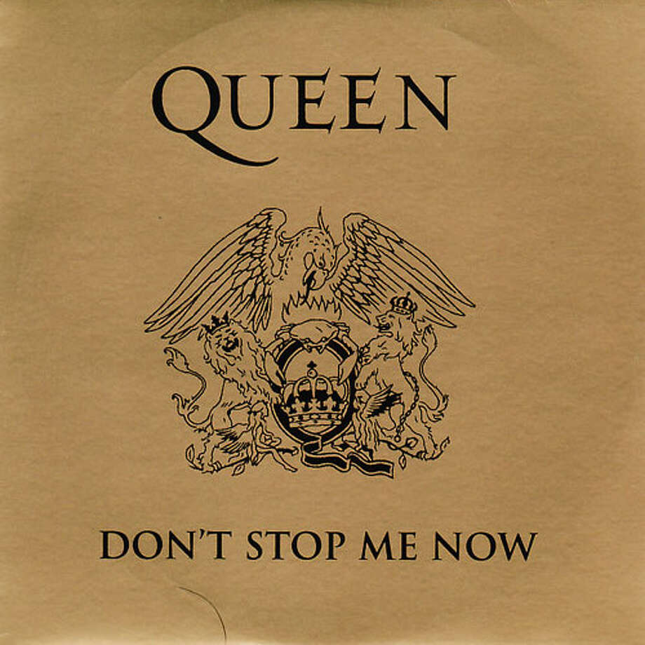 1) 'Don't Stop Me Now' by Queen Photo: EMI Elektra