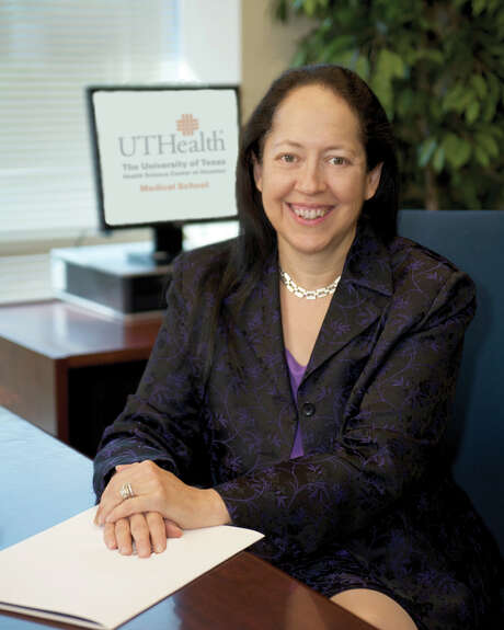 Dr. Barbara Stoll takes over as dean of the UTHealth medical School on Thursday. She is the first woman named to that position. Photo: UTHealth Medical School