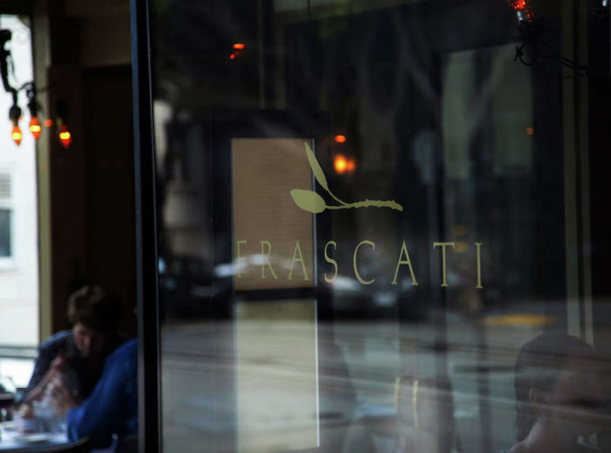 Frascati on Russian Hill in S.F. stays familiar, and friendly, without pretension.