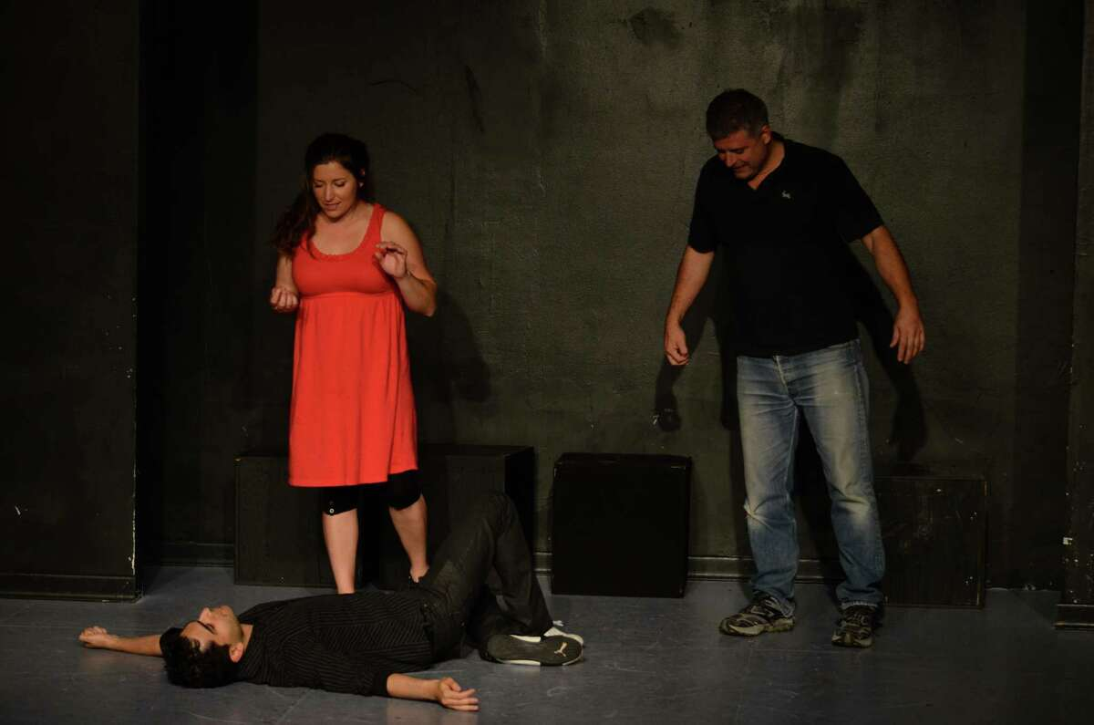 Campfire: Improvised Ghost Stories: Oct. 1 to Nov. 19