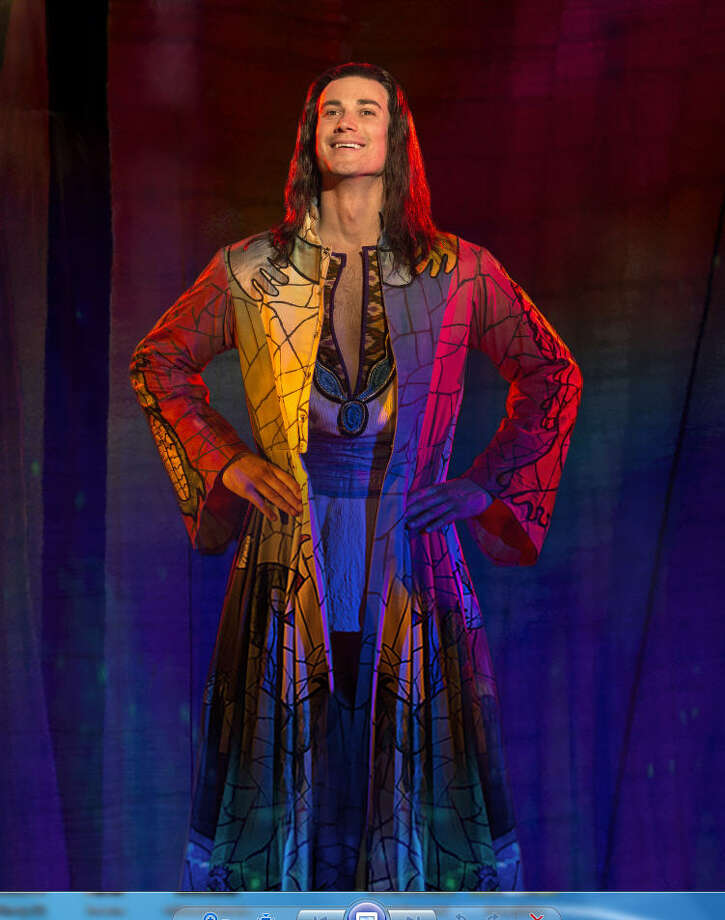"""The Grand 1894 Opera House welcomes to Galveston a production of the Tim Rice-Andrew Lloyd Webber Broadway musical, """"Joseph and the Amazing Technicolor Dreamcoat."""" Photo: The Grand"""