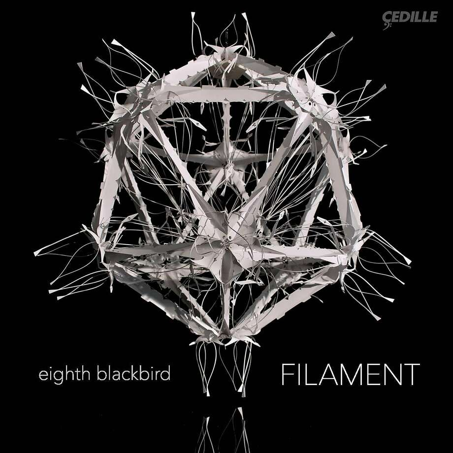 CD cover: Eighth Blackbird Photo: Çedille Records