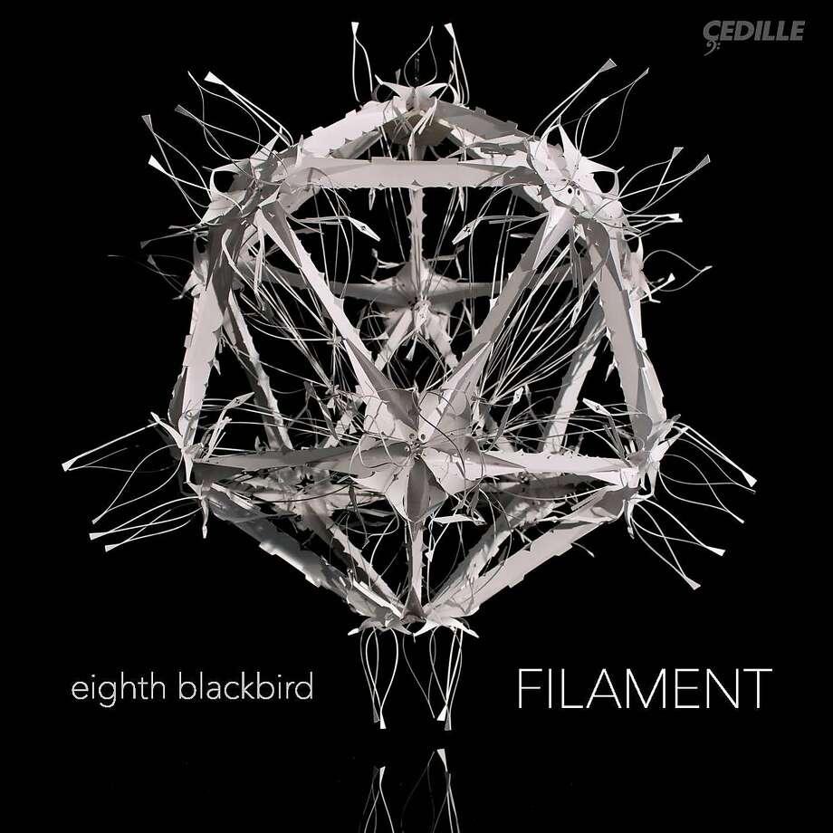 CD cover: Eighth Blackbird Photo: Çedille Records