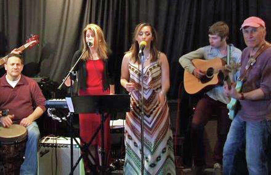 The band EXIT5 will be among the entertainers performing at the Arts Alive! Benefit for the Greenwich Arts Council set for 6:30 to 9 p.m. Oct. 17. The band of largely local artists features band leaders Laura Kaehler, vocals and harmonies, and John Motay on guitar. Other players include Frank Thomas on percussion, Woody Neeley on bass and Madeline Rinehart, vocals and harmonies. Arts Alive! is the council's big fundraiser of the year, with cocktails and hors doeuvres. Proceeds benefit the GAC arts education outreach programs. For more information and to buy tickets, go to www.greenwichartscouncil.org. or call 203-862-6750. Photo: Contributed Photo / Greenwich Time Contributed
