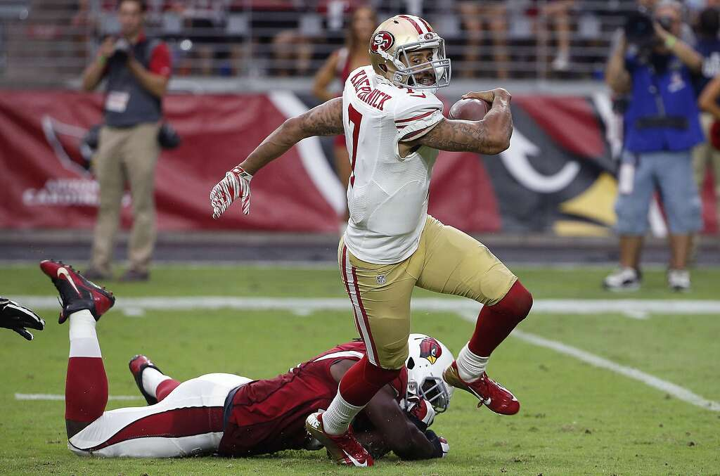 Image result for images colin kaepernick arizona