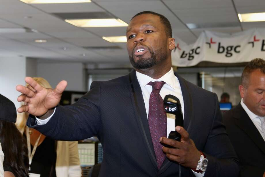 Rapper 50 Cent made headlines in Connecticut in August when he dropped 
