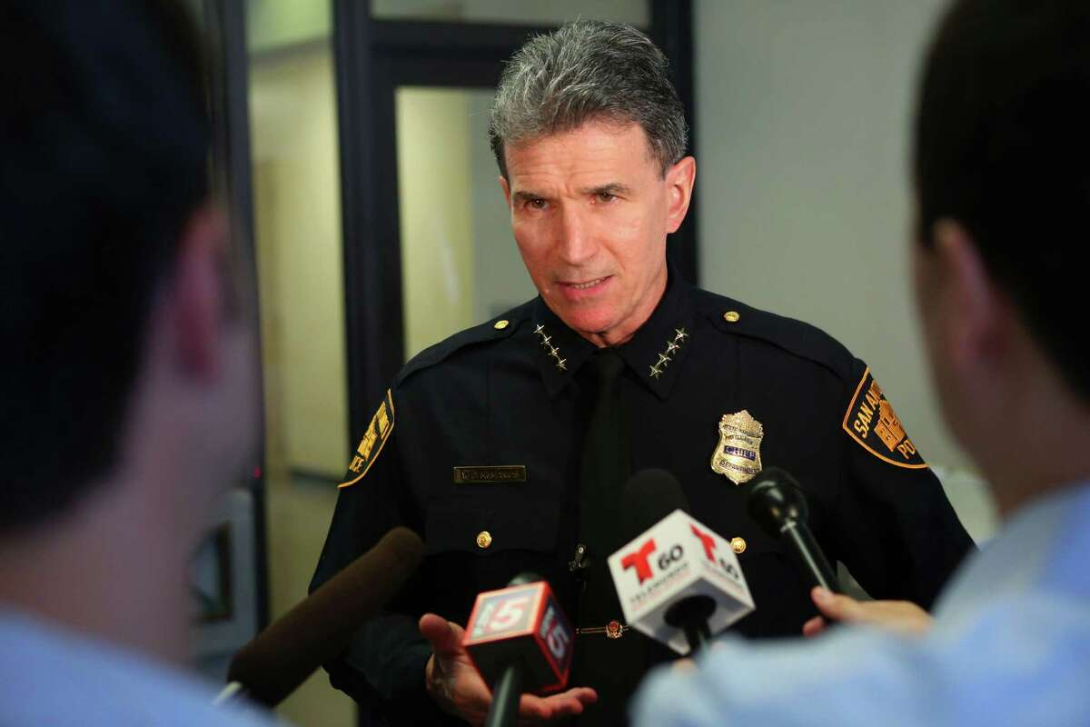The return of former San Antonio Police Chief William McManus is a welcome development.