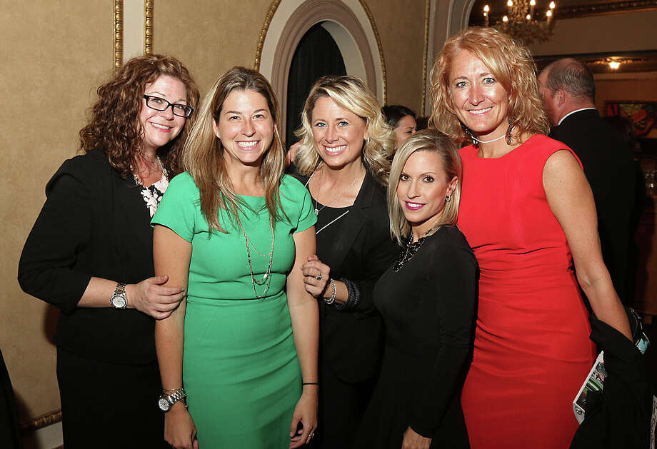Were you Seen at the Fuel Her Fire Awards Celebration, a fundraising event for Girls Incorporated of the Greater Capital Region, held at the Palace Theatre in downtown Albany on Wednesday, Sept. 30, 2015? Photo: Joe Putrock/Special To The Times Union