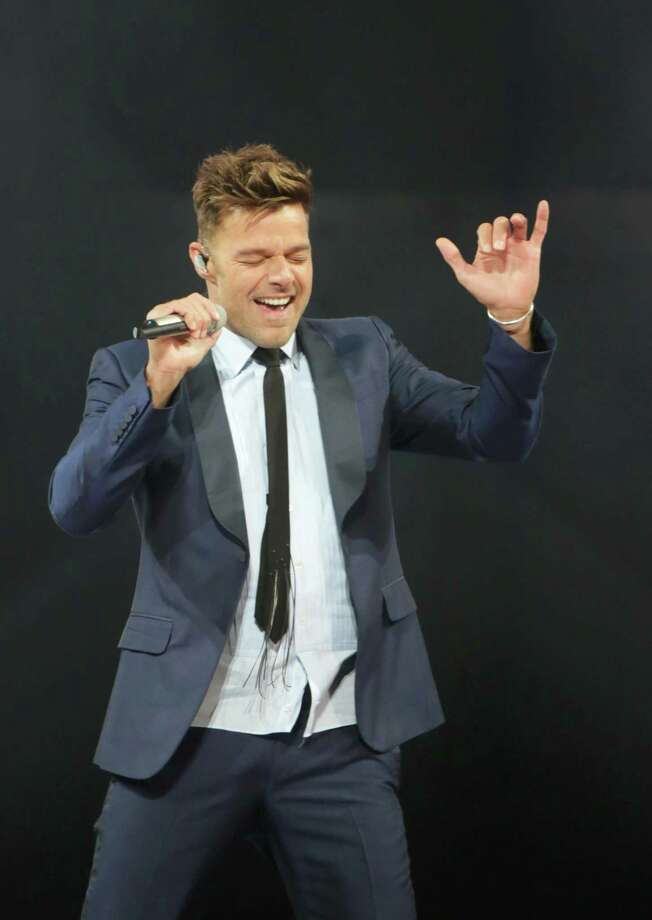 Ricky Martin S One World Tour Comes To Houston