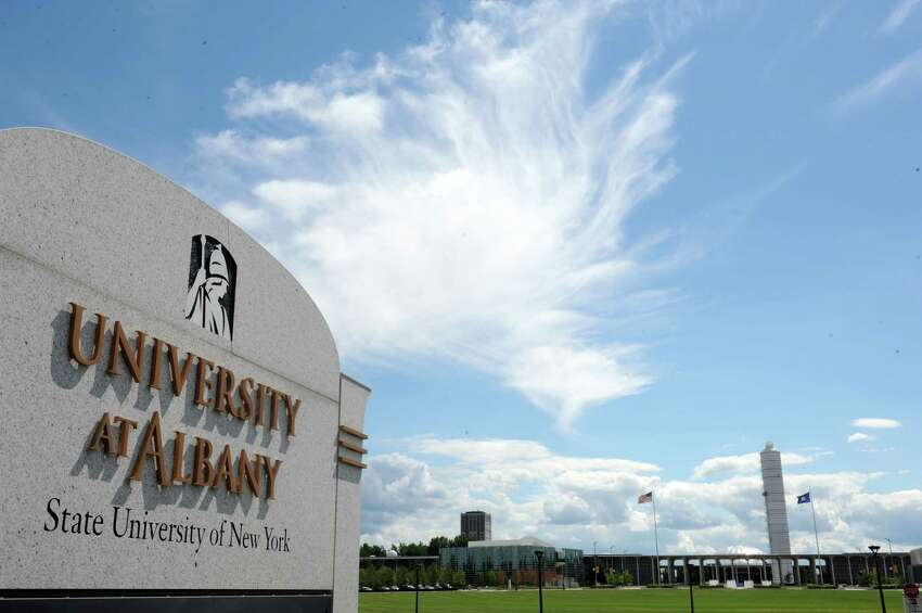 The University at Albany on Tuesday July 30, 2013 in Albany, N.Y. (Michael P. Farrell/Times Union)