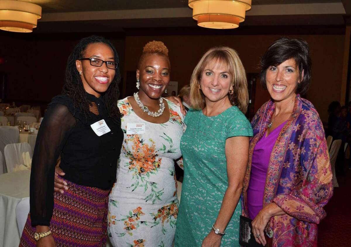 Were you Seen at the YWCA of the Greater Capital Region's Resourceful Women's Luncheon honoring Benita Zahn held at the Hilton Garden Inn in Troy on Wednesday, Sept. 30, 2015?