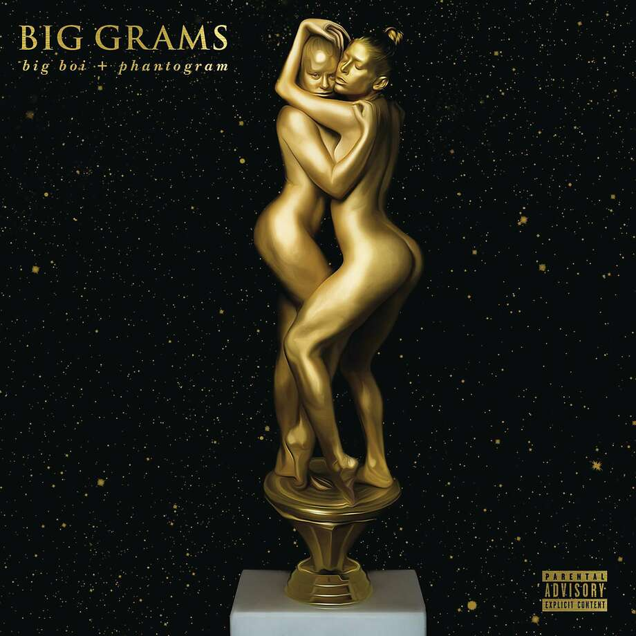 Big Boi and Phantogram, 'Big Grams' Photo: Epic