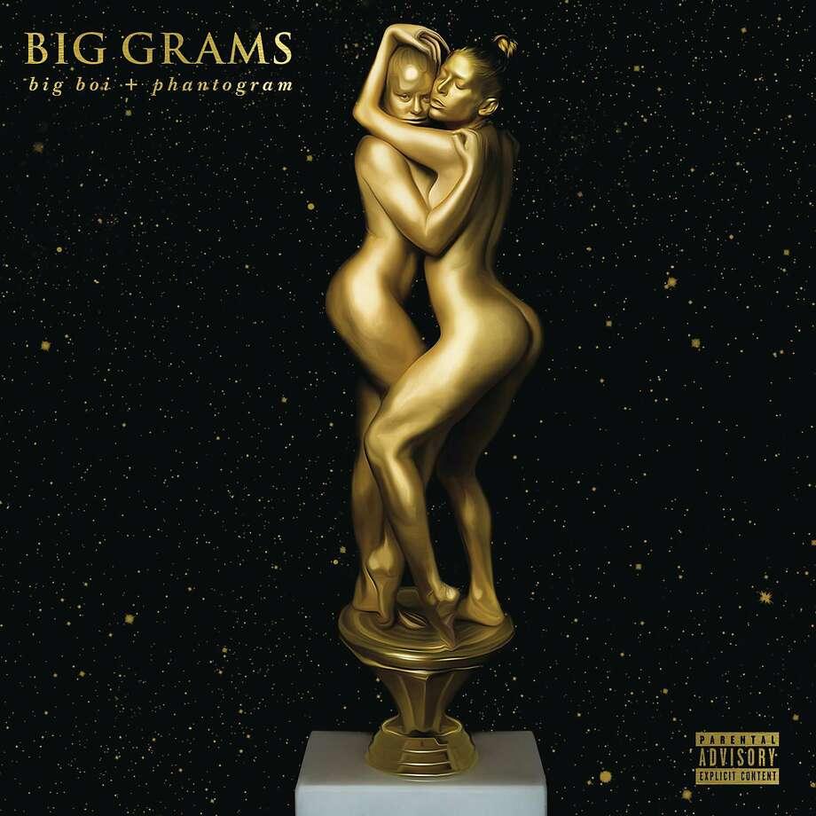 Big Boi and Phantogram, 'Big Grams' Photo: Epic