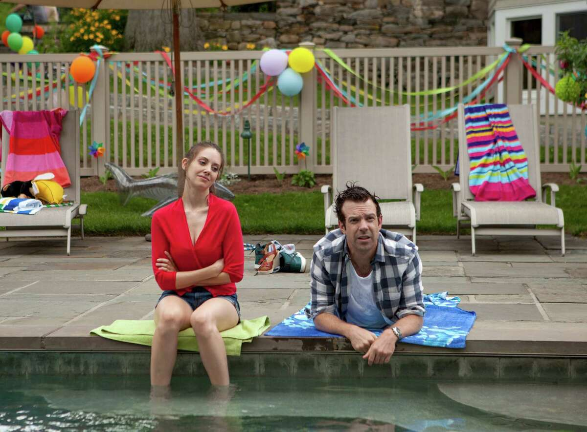Lainey (Alison Brie) and Jake (Jason Sudeikis) in ?