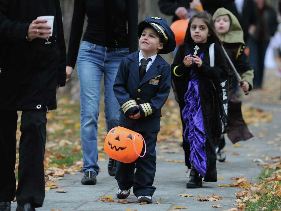 Click through for your guide to Halloween events in southwestern Connecticut.  Photo: Tyler Sizemore / Tyler Sizemore / The News-Times