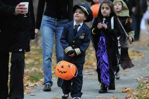 Halloween parades back on in Milford - Photo