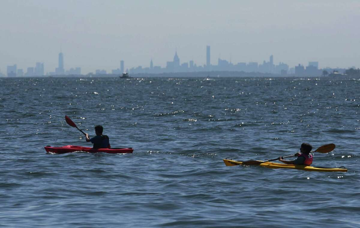 """""""The Sound"""" refers to the Long Island Sound-the closest thing Connecticut has to the ocean."""