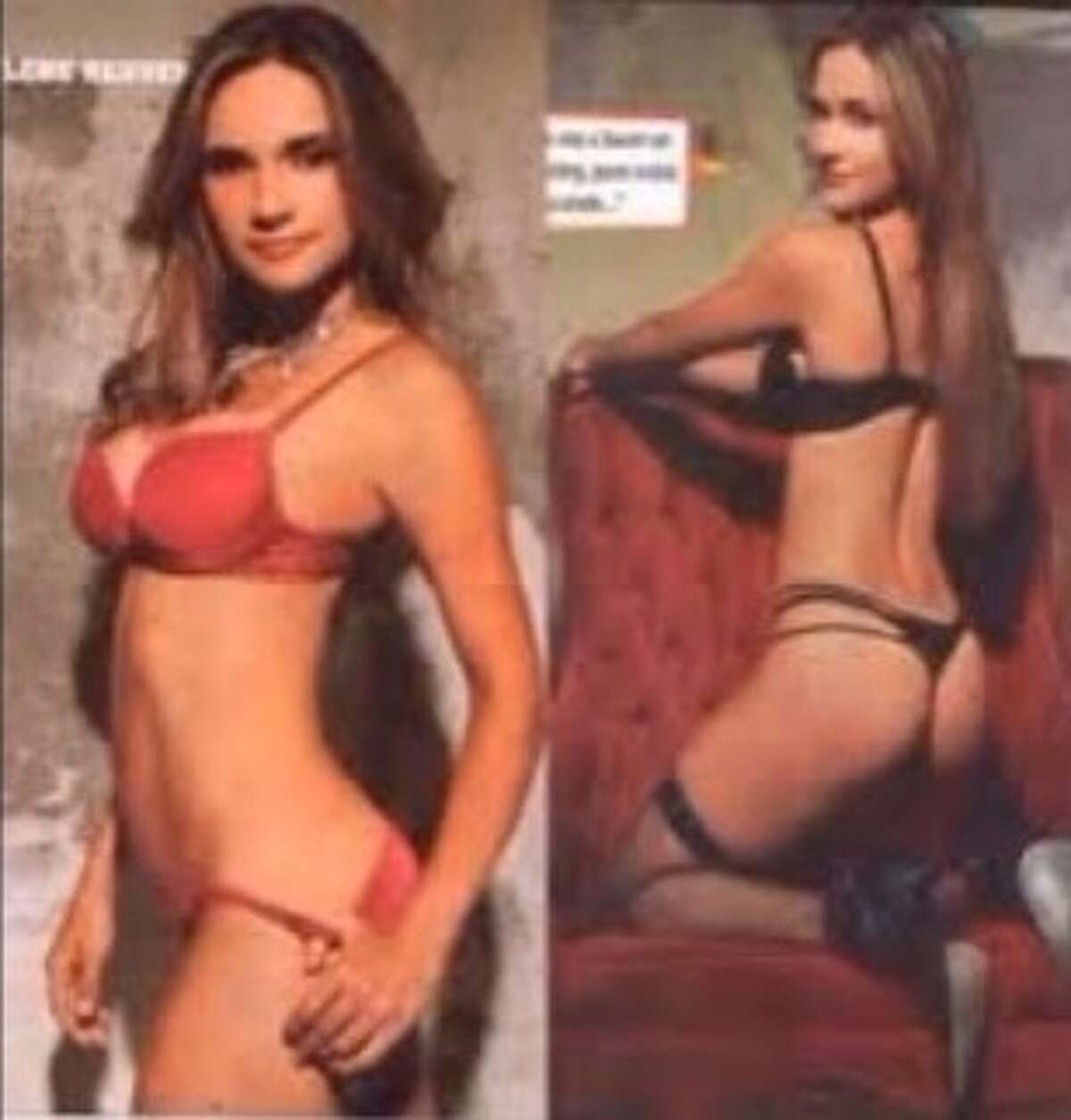 YouTube user ZOO AMIGO3 is just one social media user to share these racy photos of Nuevo León legislator Marlene Benvenutti in lingerie. According to media reports, the photos were taken when Benvenutti was a model, around eight years ago. The photos surfaced after she denounced Nuevo León Governor Rodrigo Medina de la Cruz.