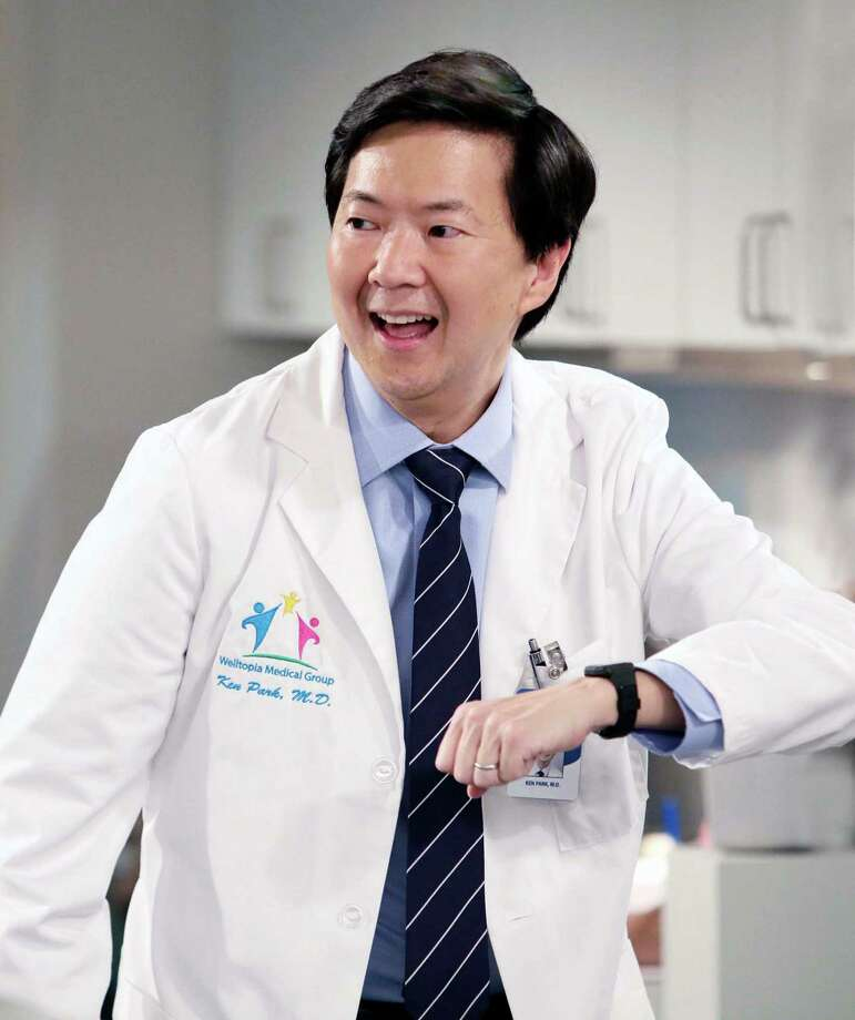 """Ken Jeong, a real-life physician, plays one in the new sitcom """"Dr. Ken."""" Photo: ABC, HO / TNS"""