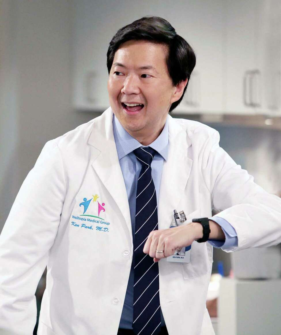 Ken Jeong is a licensed obstetrician. Best known for his role as Mr. Chow in