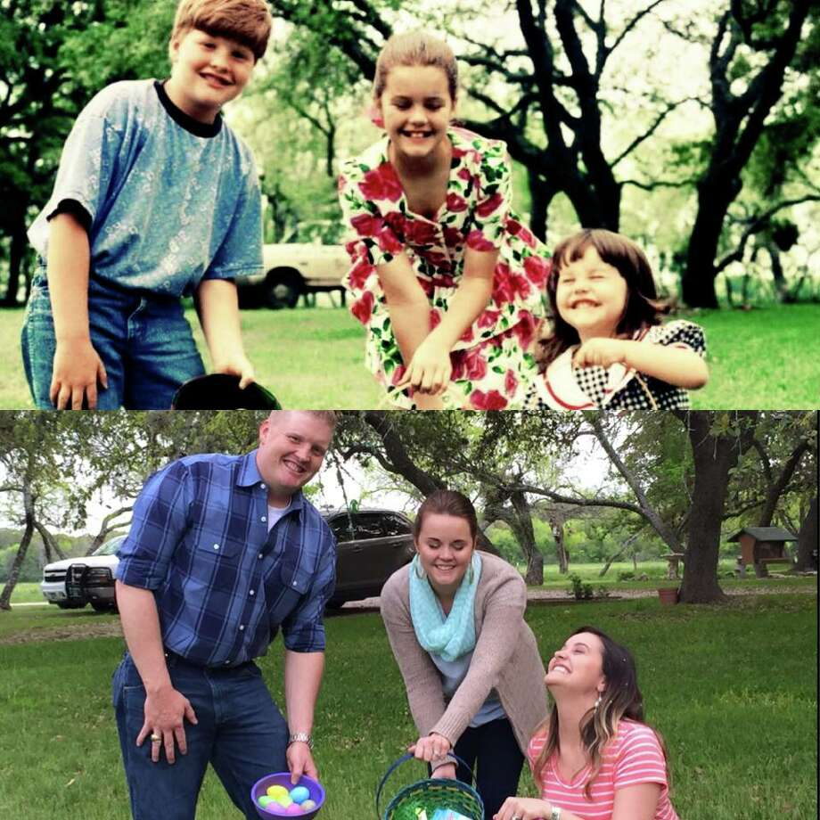 Left to right: Chad Lee, Jeanette Lee Driffill, Shelly Lee Zawadzki
