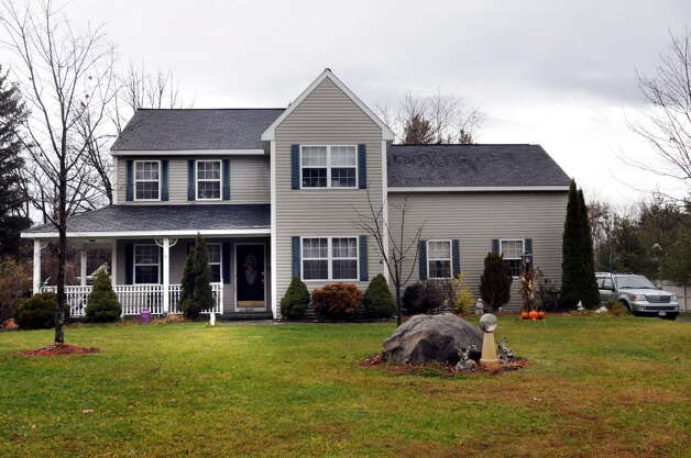 Angela Lopez's home at 6 Vanessa Court on Wednesday, Nov. 17, 2010, in Colonie, N.Y. (Cindy Schultz / Times Union archive)