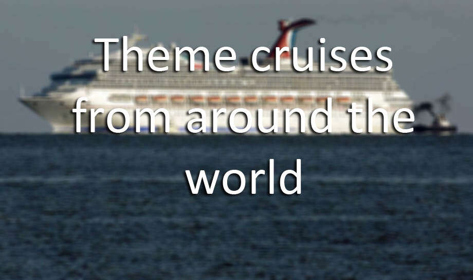 Click to see theme cruises from around the world.