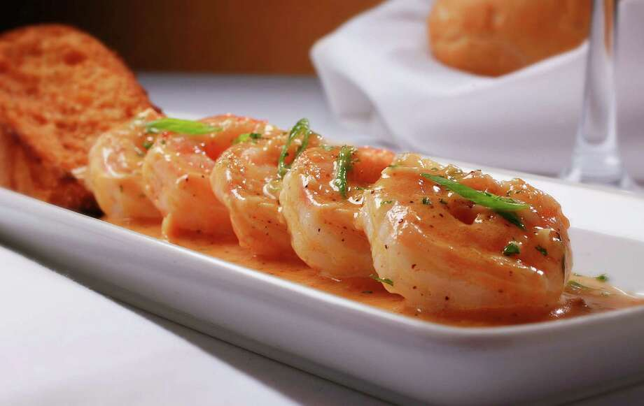 Chefs' Secrets: Ruth's Chris Steak House shares its recipe for Barbecued Shrimp Photo: Courtesy Photo / Courtesy Photo