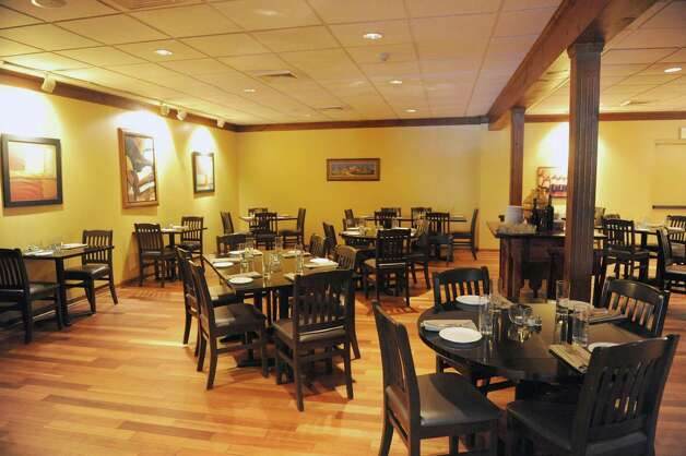 Dinning room  area of Cella Bistro at 2015 Rosa Road on Sept. 25, 2015 in Schenectady, N.Y.  (Michael P. Farrell/Times Union) Photo: Michael P. Farrell / 10033501A