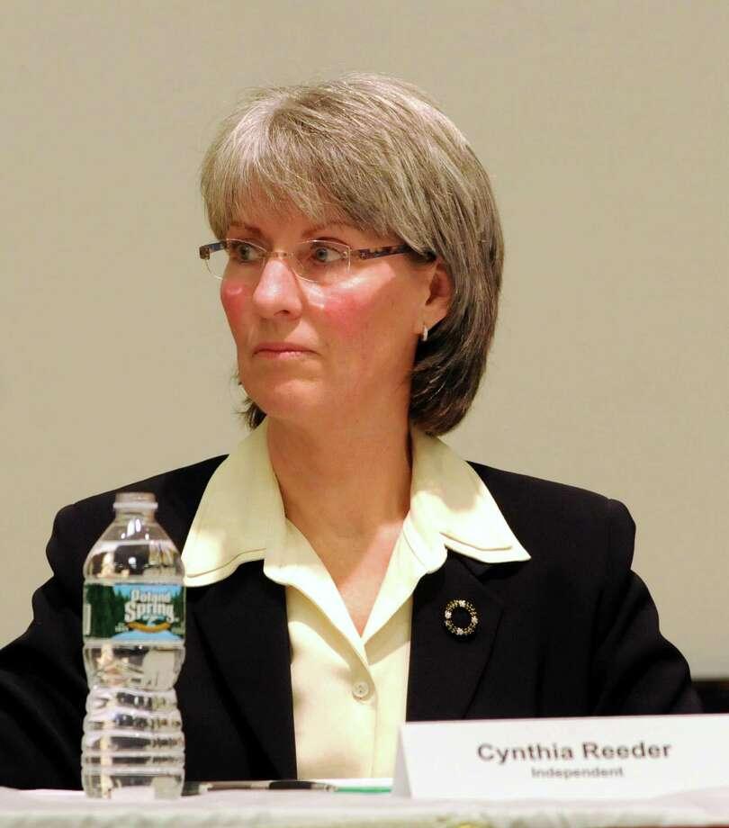 Cynthia Reeder Photo: Staff File Photo