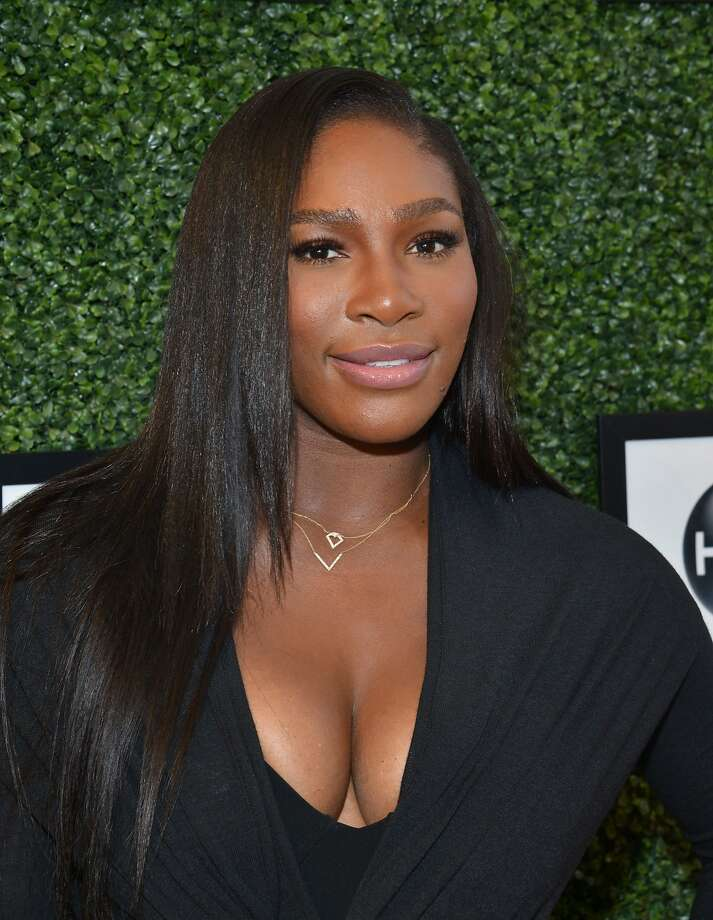 NEW YORK, NY - SEPTEMBER 15:  Serena Willams attends the Serena Williams Signature Statement by HSN  show during Spring 2016 Style360 on September 15, 2015 in New York City.  (Photo by Grant Lamos IV/Getty Images) Photo: Grant Lamos IV, Getty Images