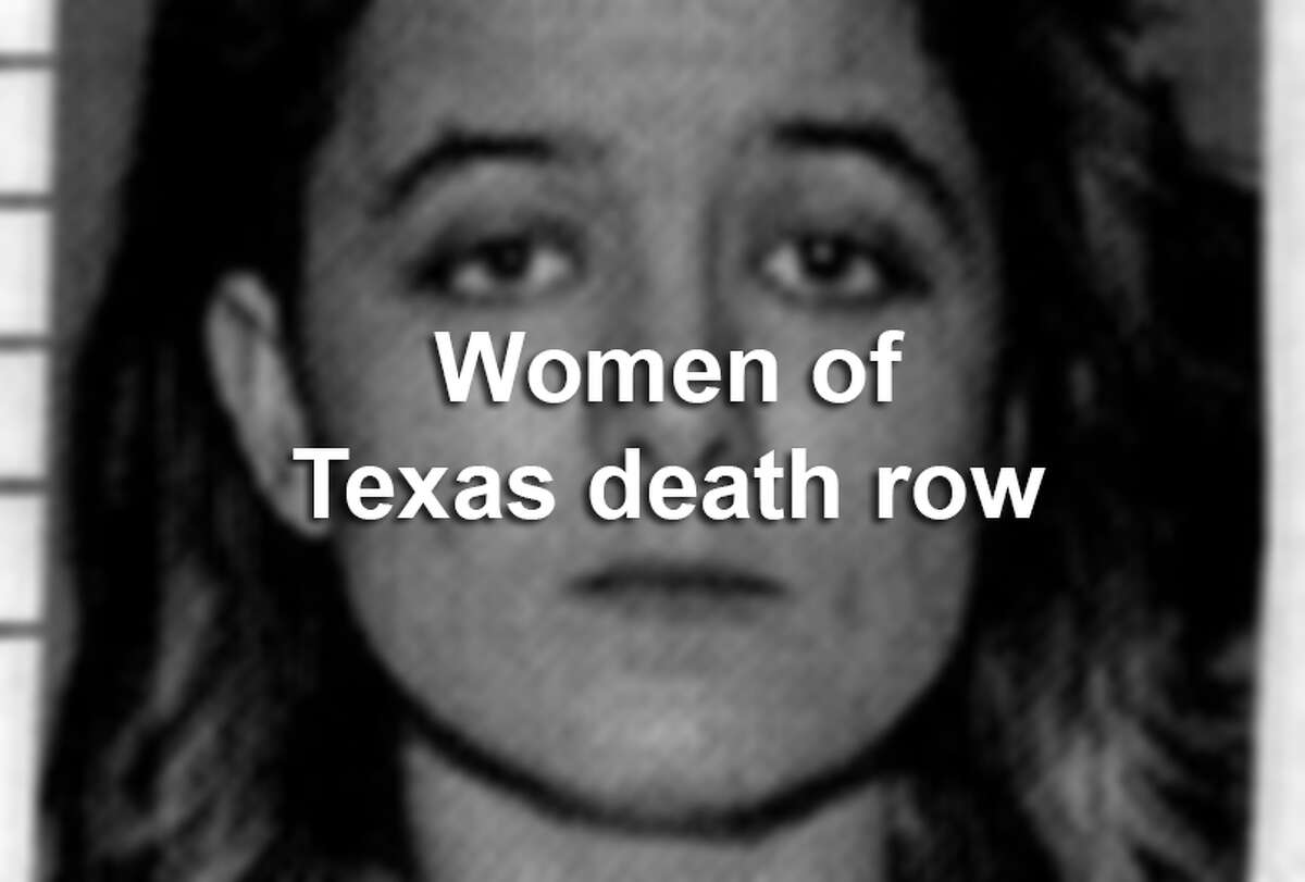 Six women have been executed in Texas since 1976 - and six women are currently on death row here. Scroll through the slideshow to see their faces and why the state condemned them to die.