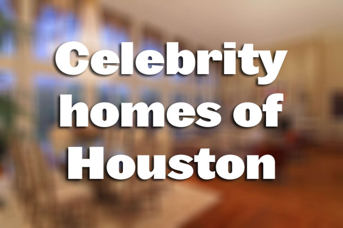 Check out the expensive homes of Houston's elite.