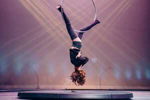 Which studio will win when the pole fitness showcase/competition takes place in Ridgefield on Oct. 16? - Photo