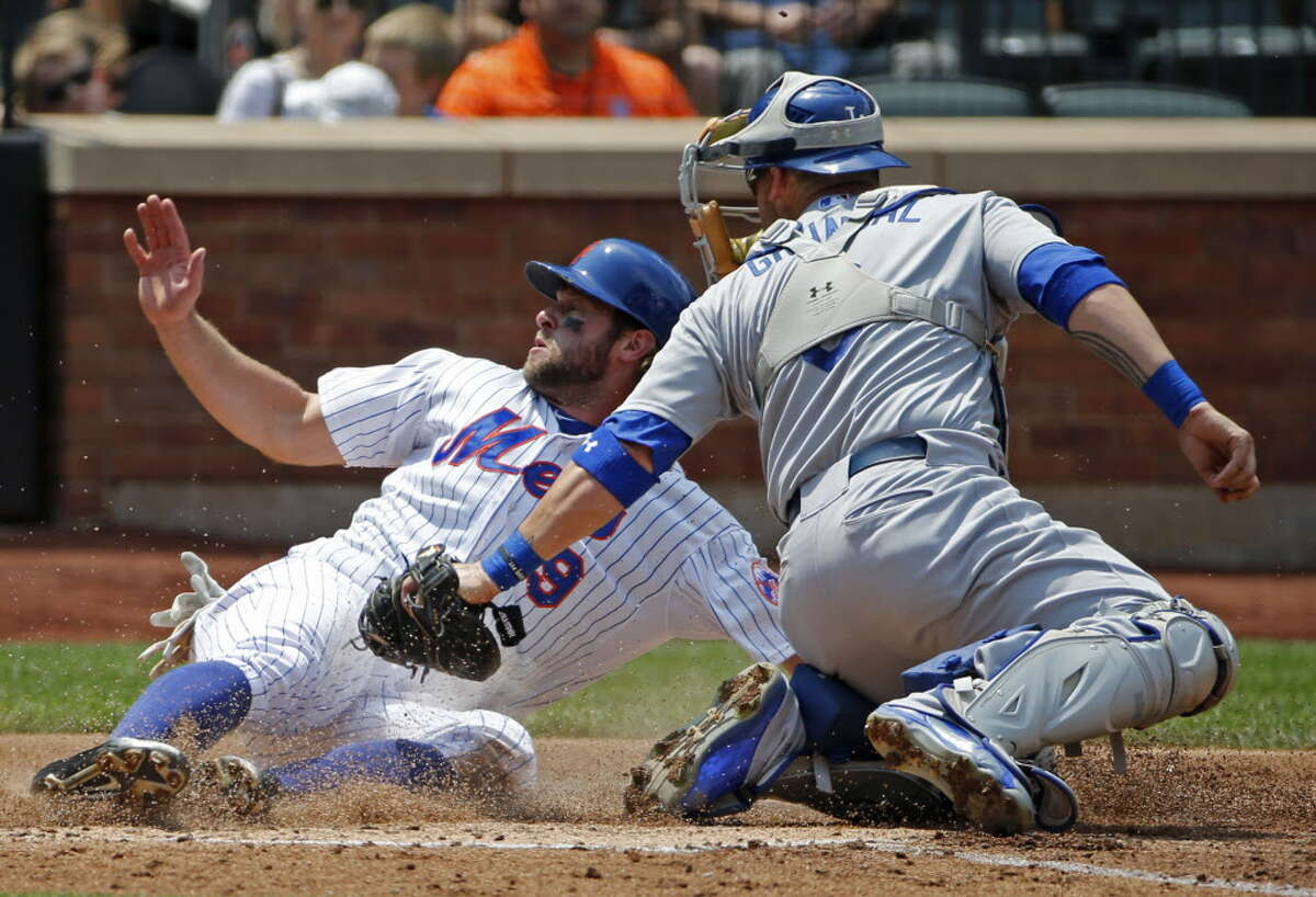 When the Mets and Dodgers meet in the NL Division Series, TBS will have the coverage. (AP Photo/Kathy Willens) ORG XMIT: NYM105 ORG XMIT: MER2015072614581476