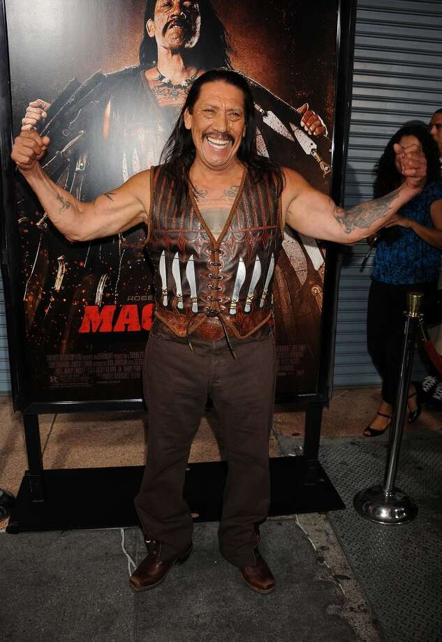 MacheteThe 2010 film was denied state tax incentives for what officials said was a negative portrayal of Texas or Texans.