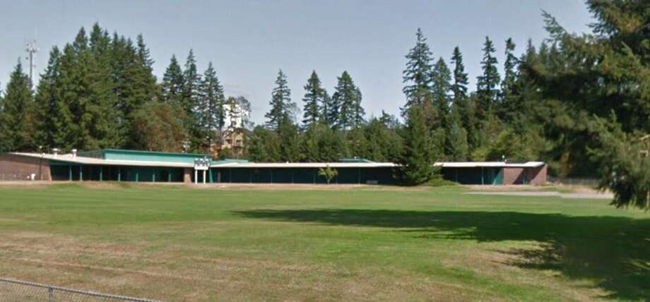 Kitsap County sheriff's deputies arrested a 16-year-old boy early Thursday morning for making Facebook threats against Port Orchard's Marcus Whitman Junior High School. The teen told detectives the threats were a joke, but he was nonetheless arrested for investigation of felony harassment. Photo: Google Street View