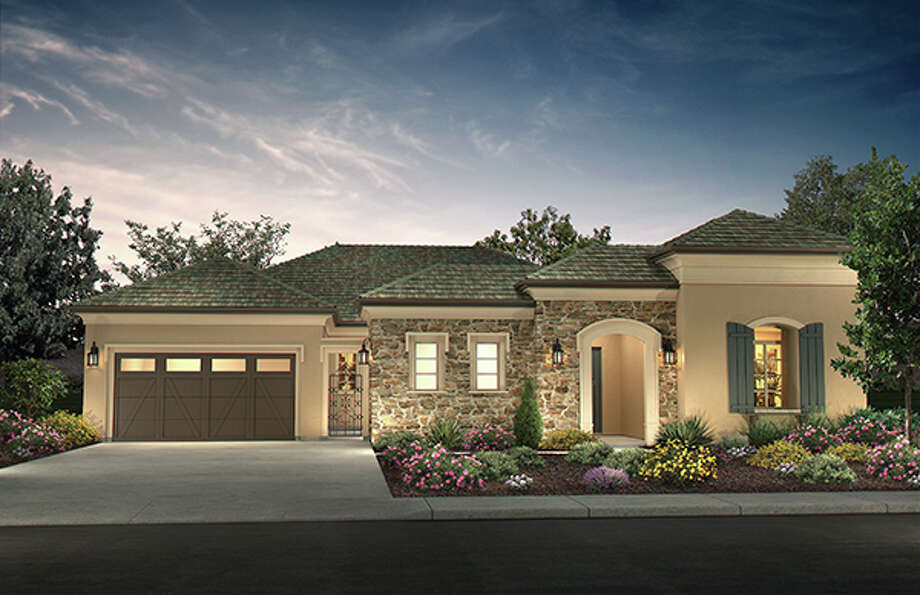 Vista dorado now open big beautiful homes in a gated for Big beautiful houses