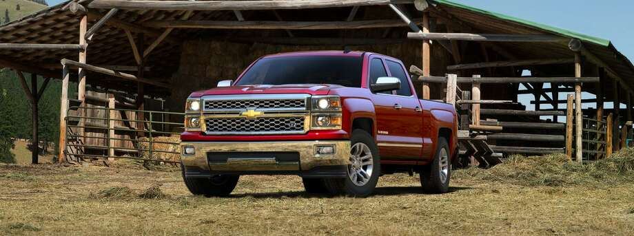 Among General Motors' vehicles is the Chevrolet Silverado 1500. GM was among the brands reporting double-digit sales gains.