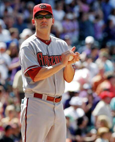 A.J. Hinch was 89-123 in 212 games as the Diamondbacks' manager in 2009-10. In 159 games as Astros skipper, he is just five shy of that victory total. Photo: Ed Andrieski, STF / AP