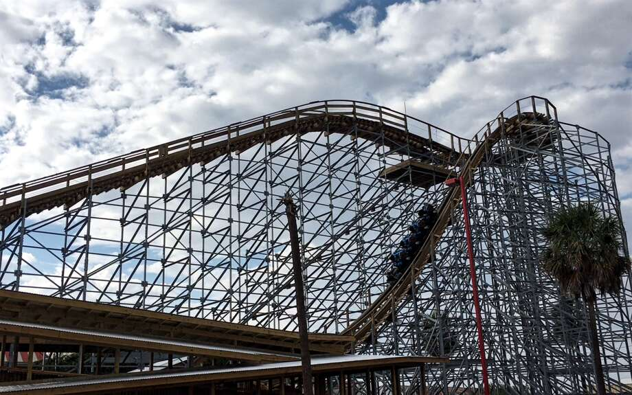 The Switchback roller coaster at ZDT's Amusement Park in Seguin is expected to open to the public on Saturday, Oct. 17, 2015. The Switchback is the first roller coaster at the park. Photo: Courtesy, ZDT's Amusement Park