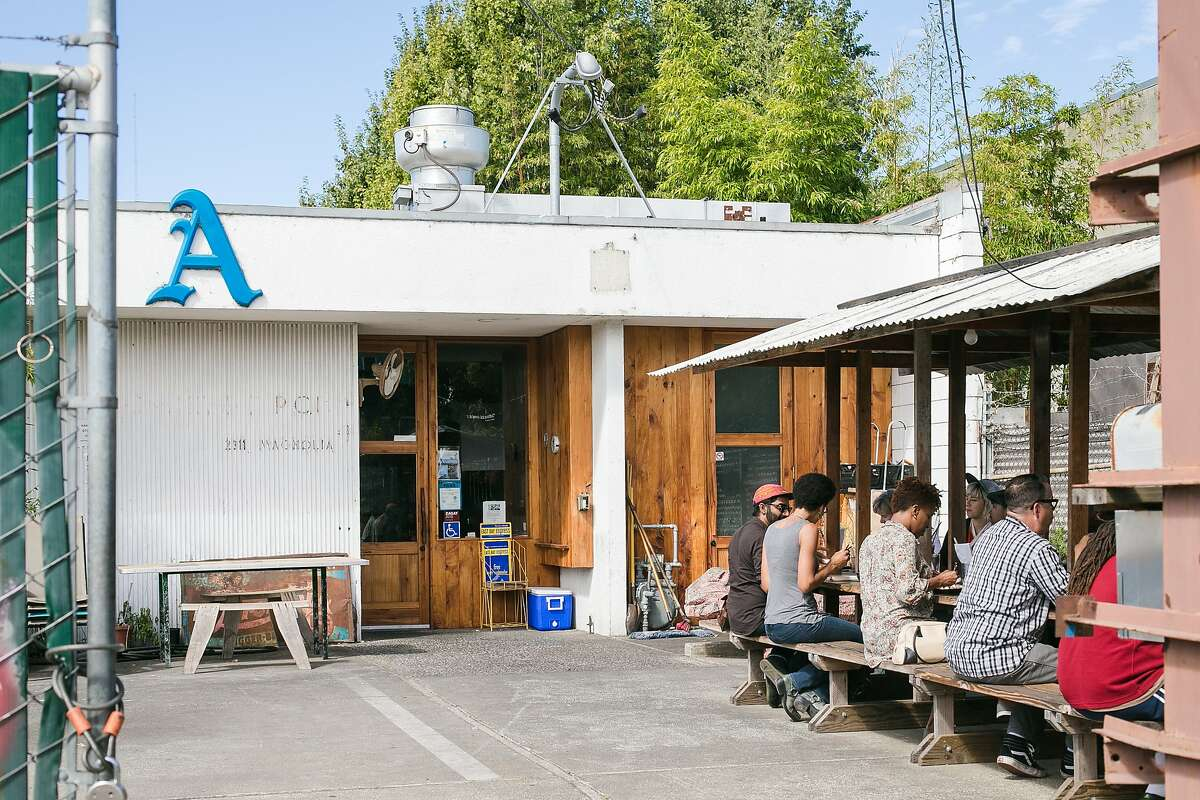 ippuku team to open soba ichi in west oakland's former fusebox Breaker Box 1of 3the west oakland space, during its fusebox days photo jen fedrizzi, special to the chronicle