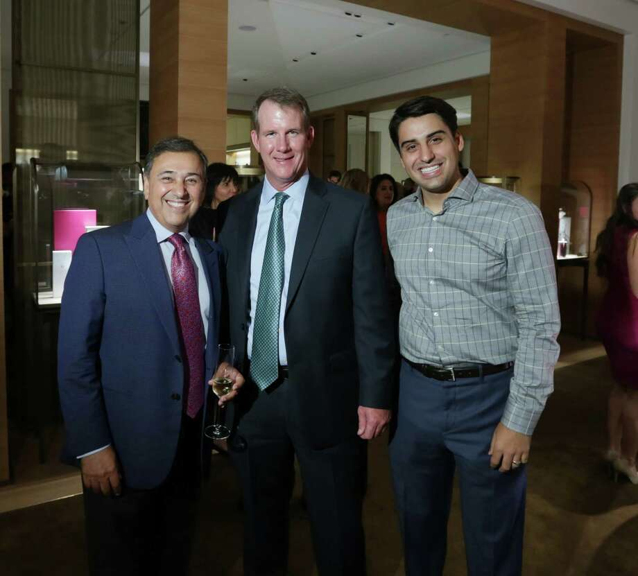 Cartier At River Oaks District Opens With Grand Party Houston Chronicle